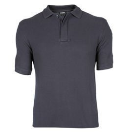 Polo BlackHawk Cotton Polo Shirt Heather Gray (87CP01HG)
