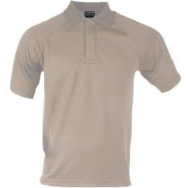 Polo BlackHawk Performance Polo Shirt Silver Tan (87PP01ST)